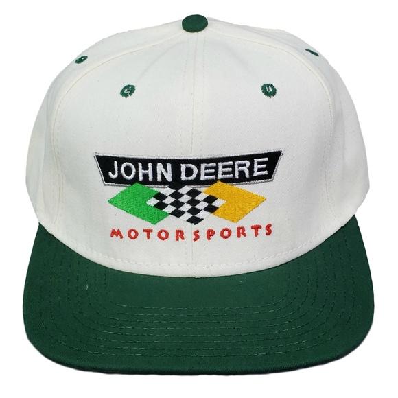3c06282e John Deere Accessories   Chad Little Nascar Racing Hat Usa Made ...